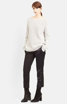 Ann Demeulemeester Sweater & Pants  available at #Nordstrom