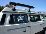Road Shower (Rack Mounted Solar Shower) - GoWesty Camper Products - parts supplier for VW Vanagon, Eurovan, and Bus