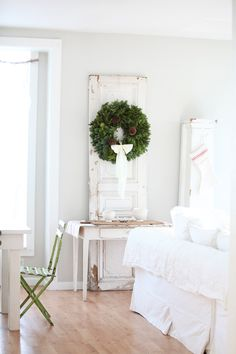 Dreamy Whites: A Slightly Late Christmas Post