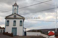 Diamantina, MG - Brasil - Igreja N.S. da Luz