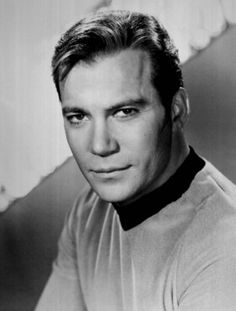 William Shatner, aka Captain Kirk