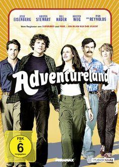Adventureland * IMDb Rating: 6,9 (87.841) * 2009 USA * Darsteller: Jesse Eisenberg, Kelsey Ford, Michael Zegen,