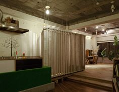 The Grid of Santen by 403architecture