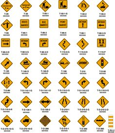 Images of signs to make mini construction signs for cupcakes, play, etc - Konstruktion Construction Cupcakes, Construction Signs, Construction Birthday Parties, 4th Birthday Parties, Birthday Fun, Birthday Ideas, Dump Truck Party, Digger Party, Impreza