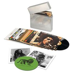 Bob Marley And The Wailers - The Complete Island Recordings: Collectors Edition on Numbered Limited 180g 11LP Box Set