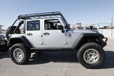 Custom Rubicon Jeep Wrangler by Wild Boar Products