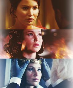 -The Hunger Games -Catching Fire- Mockingjay-