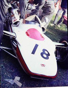Honda RA302 (France 1968)