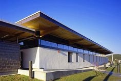 HOK, straw bale, LEED, LEED-gold, USGBC, Santa Clarita, California, sustainable design, green building, ArchitectureWeek, hokstrawbale2.jpg