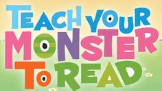 Free Technology for Teachers: Teach Your Monster to Read Helps Kids Learn to Read