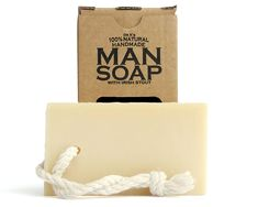 Man Soap, All Natural, Handmade in Ireland Patchouli Oil, Patchouli Essential Oil, Natural Beard Oil, Mens Soap, Beard Balm, Biodegradable Products, Gifts For Him, The Balm, Ireland
