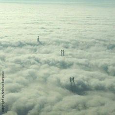 Lisboa - Cristo Rei e Ponte 25 Abril