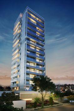 EVEN construtora - BELA CINTRA (em obra) #jonasbirgerarquitetura