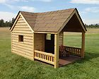The Estate Extra Large Dog House Solid Wood Extra Large Dog House