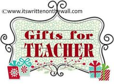 More Cute Christmas Gifts for Teacher (DIY)--Easy and Last Minute! ** Want to know more, click on the image.