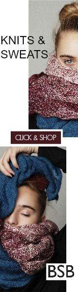 Knits & Sweats  Shop online >> www.bsbfashion.com