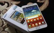Jelly Bean 4.1.2 leaks for Galaxy Note GT-N7000