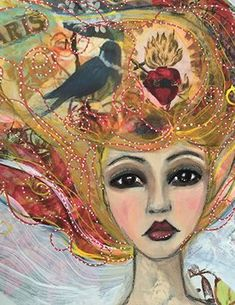 Beautiful Faces – Jane Davenport