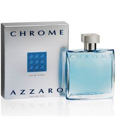 b64318892173 Azzaro Chrome by Azzaro for Men Eau de Toilette 6.8 oz   200ml New Sealed  in Box