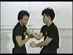 Wing Chun Sticky Hand Practice by Sifu Chung K. Chow