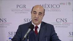 Conferencia de Prensa del Procurador, Jesús Murillo Karam (Ayotzinapa)