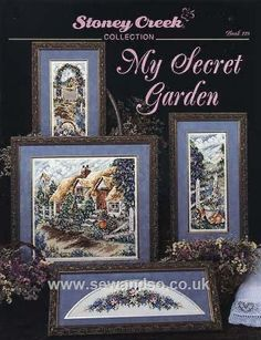 My Secret Garden Chart Booklet