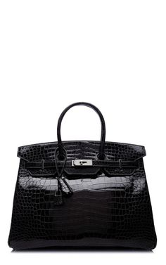 a267519d848a 35Cm Hermes Graphite Porosus Crocodile Birkin by Heritage Auctions Special  Collections - Moda Operandi Gucci Clutch
