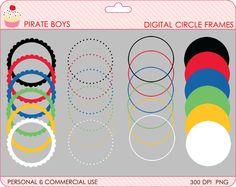 digital clipart frames pirates circle scalloped - BUY 2 GET 2 FREE - Pirate Boys Circle Frames Digital Clipart. $4.00, via Etsy. Pirate Boy, Frame Clipart, Personalized Tags, Pirates, Clip Art, Kids Rugs, Party Ideas, Etsy, Digital