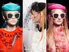 Fall/ Winter 2016-2017 Headwear Trends: Net-Veiled Hats