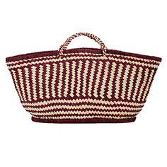 Vienne Basket Bag Soeur Stripes 300