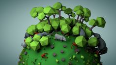 The Forest in Motion Graphics - Infographics on Vimeo