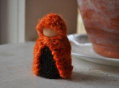Cosy autumn gnome