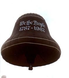 Hot Air Balloons - Liberty Bell