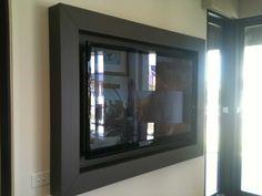 103 best framed up images on pinterest tv frames frame tv and rh pinterest com Bedroom TV Chest Armoire Bedroom TV Stands