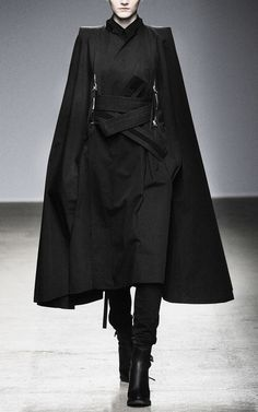Dark robes- Nicolas Andreas Taralis Fall/Winter 2010-2011