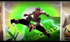 Spider-Man unlimited screenshot 2 green goblin