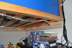 Kura bed to loft bed hack - IKEA Hackers - IKEA Hackers