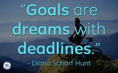 What are your goals for this week?