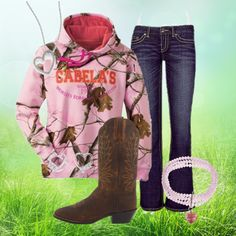sunday #3  country girl outfit