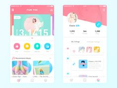 My Daily UI plan has started! by Essia