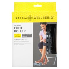 #prescriptions #pharmacy Gaiam Wellbeing Ultimate Foot Roller HotCold - 1 ea: Choose from assorted colors Relieve… #photo #health #cosmetics
