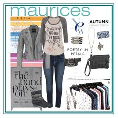 """""""The Perfect Blouse with maurices: Contest Entry"""" by lessies on Polyvore featuring Disney and maurices"""
