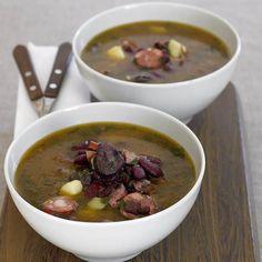 Receita Sopa da pedra por Equipa Bimby - Categoria da receita Sopas