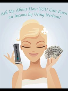 Learn how to start your own Nerium Home based business! Contact me asap. http://planetderma.com/partner/getting-started-training/