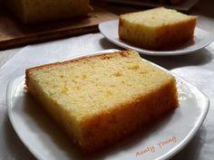 鲜橙牛油蛋糕(Orange Butter Cake)   Aunty Young(安迪漾)   Bloglovin'