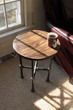 Mechanical Plumbing Pipe Furniture Ideas (31)
