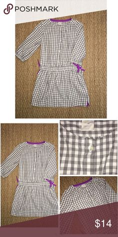 Crewcuts Dress Pre•loved Crewcuts Dress • Size 7 • Made of 100% Cotton • Excellent condition as is Crewcuts Dresses