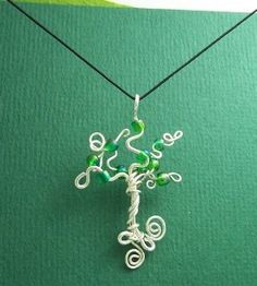 seed beads and wire tree (not a how-to) from http://www.kaboodle.com
