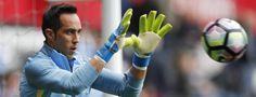 Claudio Bravo lidera estadística clave en la Premier League - AS Chile