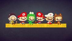 Mario.Because Trey is sitting beside me making me pin this lol